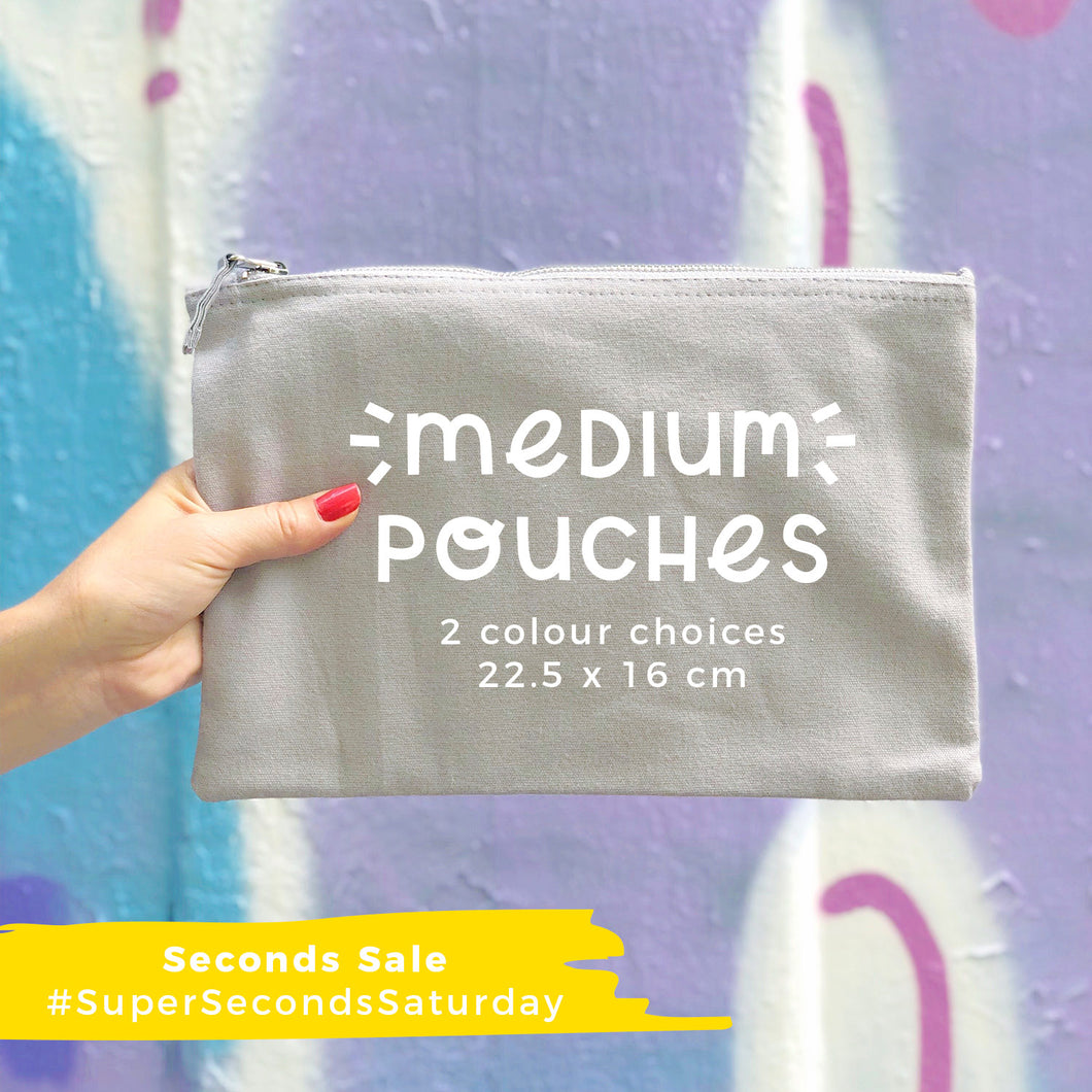Medium Seconds Pouch