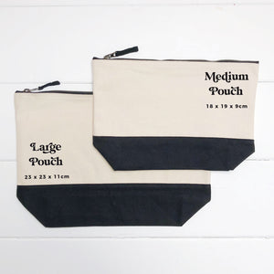 Stitching Stuff Storage Pouch