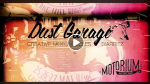 #DustBlog-Welcome Motorium !-Dust Garage