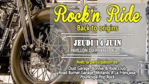 #DustBlog-Rock'n Ride @PavillonDuPhare - Biarritz-Dust Garage
