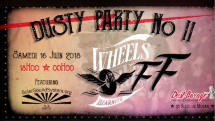 Dusty Party #2 ! Wheels OFF