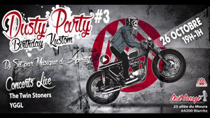 #DustBlog-Dusty Party #3 - Birthday Kustom-Dust Garage