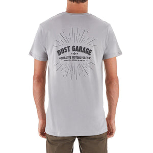 Tshirt Sunburst Imperial Blanc-Dust Garage