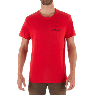 Tshirt Sunburst Imperial Rouge-Dust Garage
