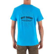 Tshirt Sunburst Imperial Bleu-Dust Garage