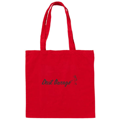 TOTE BAG Rouge-Dust Garage