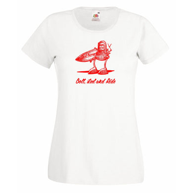 Tee-Shirt Femme Welder Surfer-Dust Garage