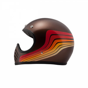 Casque intégral DMD 75 Waves-Dust Garage