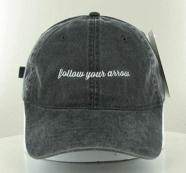 """Follow Your Arrow"" Dad Hat"