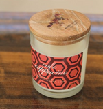 Cafe Cappuccino Soy Candle - Warm  Aroma Candle . Tonka Coffee Beans and Vanilla Milk fragrance - Factoh