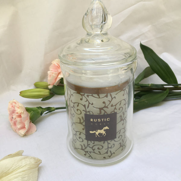 Vintage Decorative Candle and Jar - Factoh