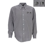 Men's Gingham Check Shirt
