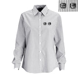 Women's Gingham Check Shirt