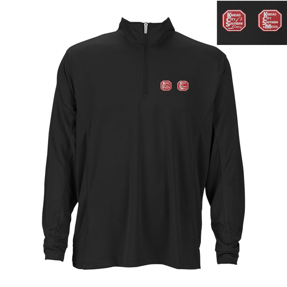 Men's Mesh 1/4 Zip Tech Pullover