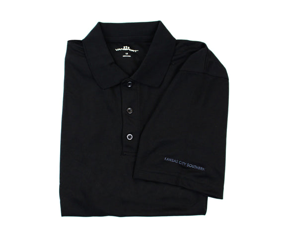 Men's Solid Performance Polo