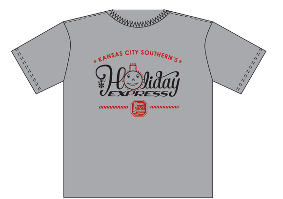 Holiday Express Youth T-Shirt