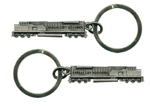 Train Keychain