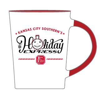 Holiday Express Mug *While Supplies Last*