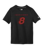 Youth Performance Notch 8 Tee