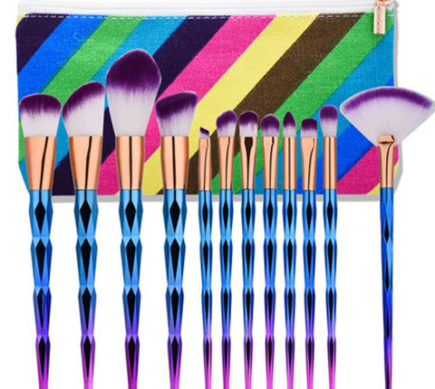Makeup Brushes and Accessories
