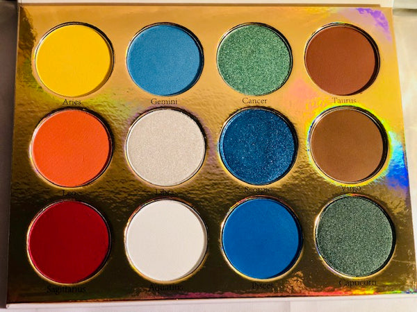 The Elements of Glam Eyeshadow Palette