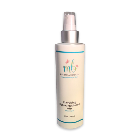 Energizing Hydrating Mineral Mist