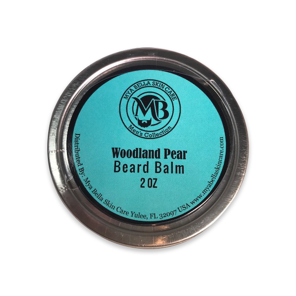 Woodland Pear Beard Balm