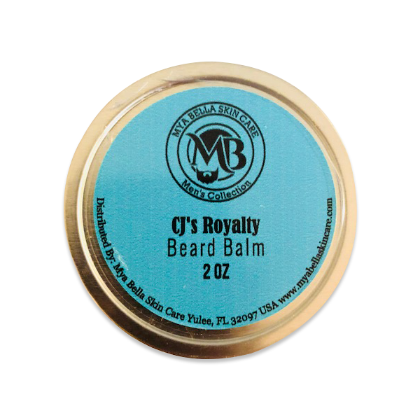 CJ's Royalty Beard Balm