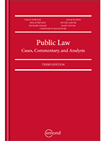 Public Law: Cases, Commentary, and Analysis