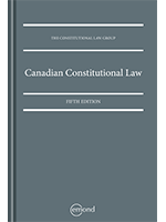 Canadian Constitutional Law