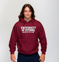 University of Ottawa Faculty of Law Hoodie