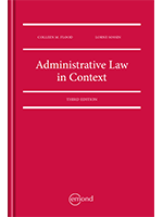 Administrative Law in Context