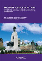 Military Justice in Action, 2nd ed
