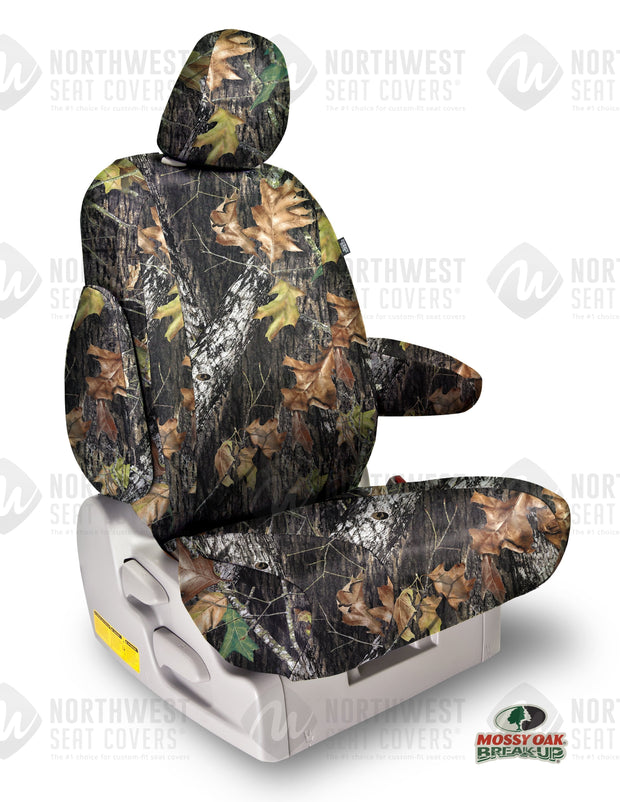 Mossy Oak Break Up Seat Covers - Pacific Restyling