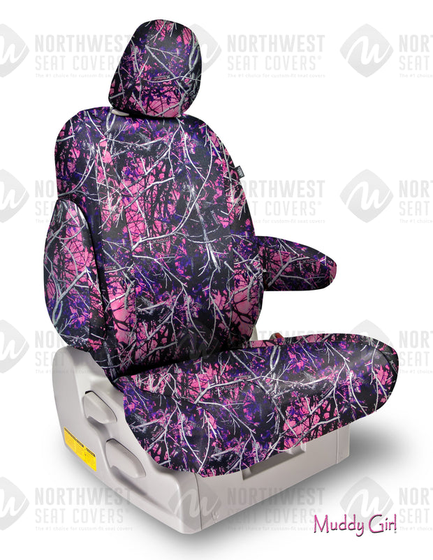 Moonshine Muddy Girl Seat Covers - Pacific Restyling