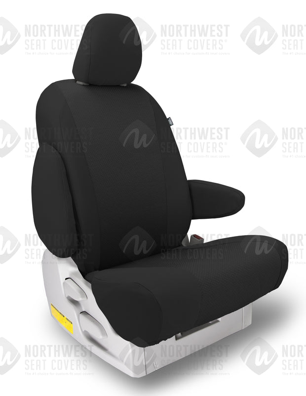 Black OEM Seat Covers - Pacific Restyling