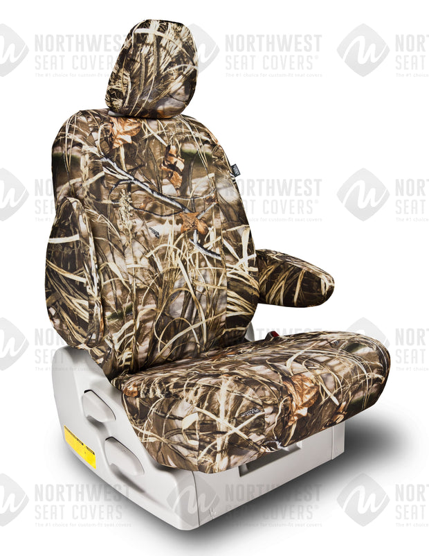 Mossy Oak Max-4 Seat Covers - Pacific Restyling