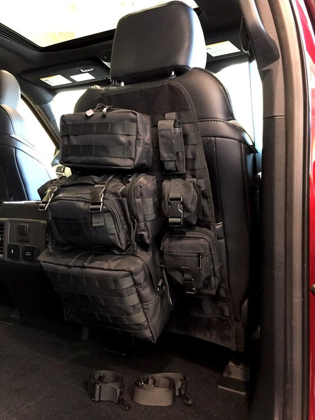 MojaveTM Tactical Seat Back Organizer Ford F150