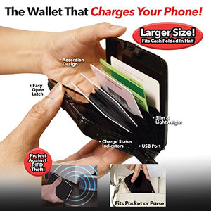 WALLET POWER BANK (FREE Shipping Cash On Delivery Nationwide)