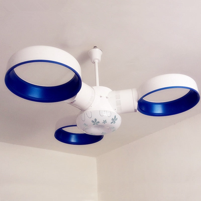 Modern High Tech Blade Less Ceiling Fans With Remote Control Tr Mart