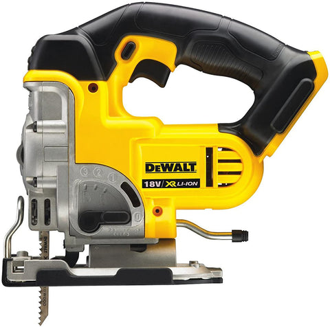 Dewalt battery powered jigsaw