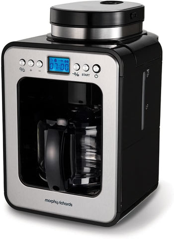 Morphy Richards Bean to Cup Coffee Machine