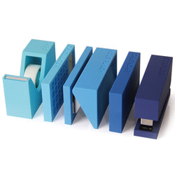 Blue Lexon Buro 5 Piece Office Set