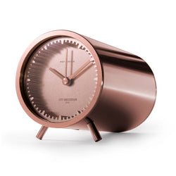 Leff Amsterdam Tube Clock for Table