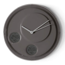 Lexon Flow Weather Wall Clock