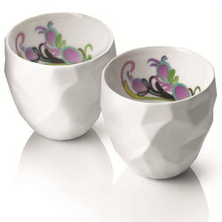 Pair of Menu Espresso Cups
