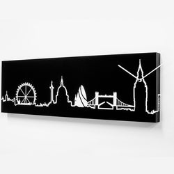 Progetti London Skyline Wall Clock