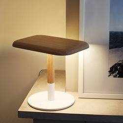 Arpel Woody Contemporary Table Lamp