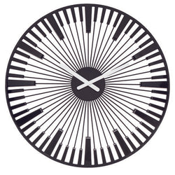 Koziol Piano Wall Clock