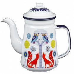 Wild & Wolf Folklore Coffee Pot